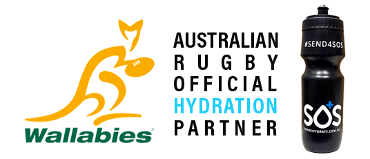 Australian Rugby Sports Drink
