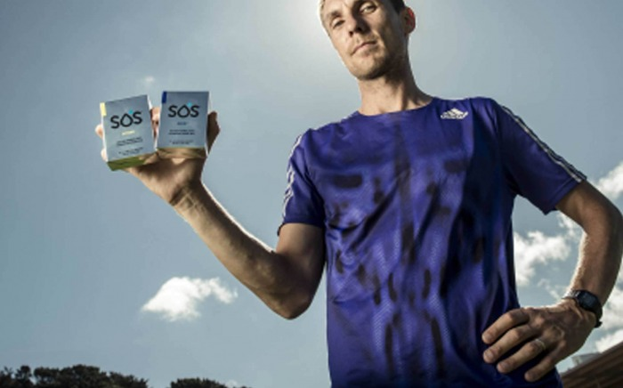 Double Olympic medallist, Nick Willis is one of many elite athletes who use SOS electrolyte sports drink.