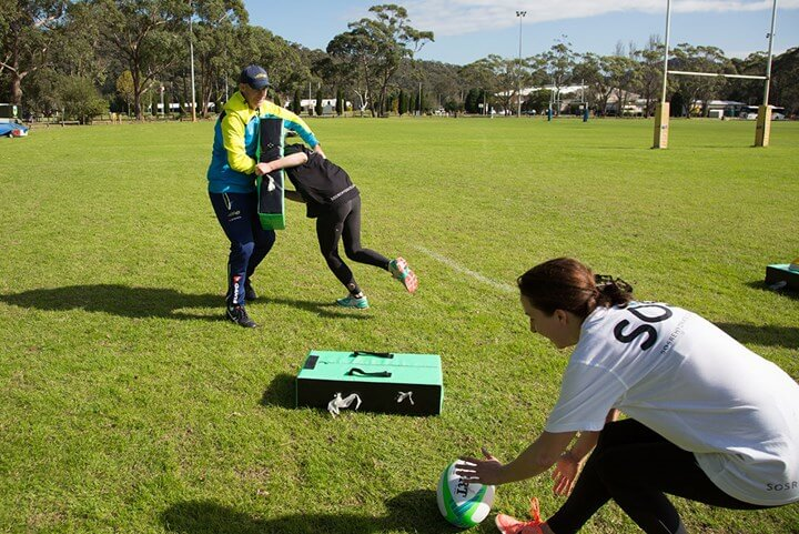 Womens Health Tackling Rugby 7s