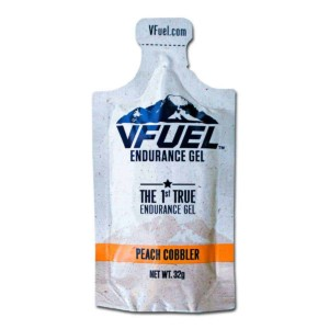 Buy VFuel Endurace Energy Gel - Peach Cobbler Flavour