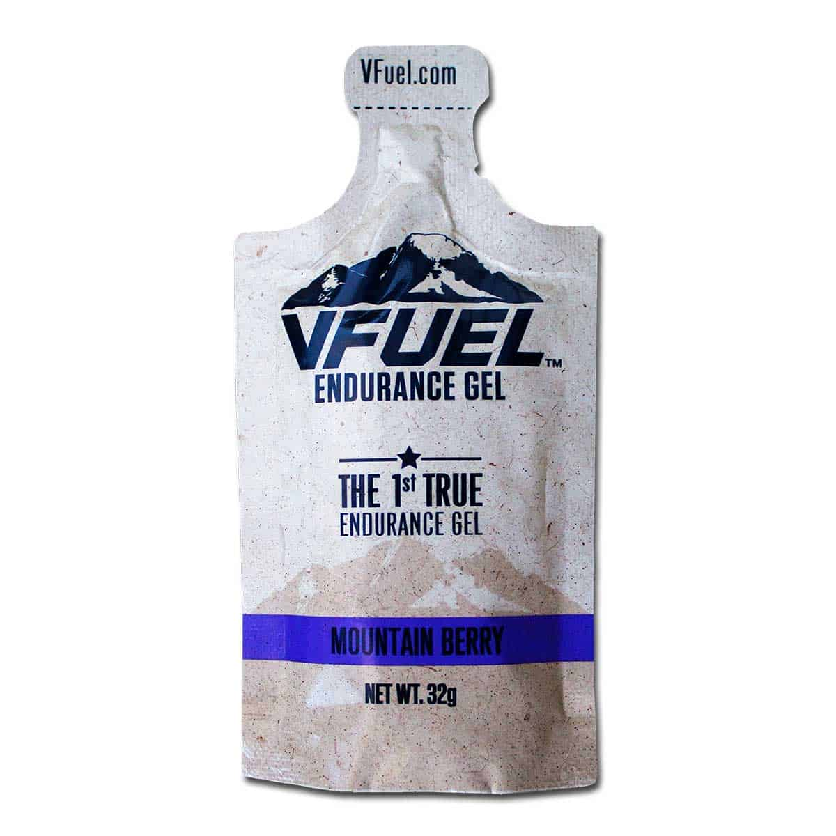 Buy VFuel Australia Endurace Gel - Mountain Berry Flavour