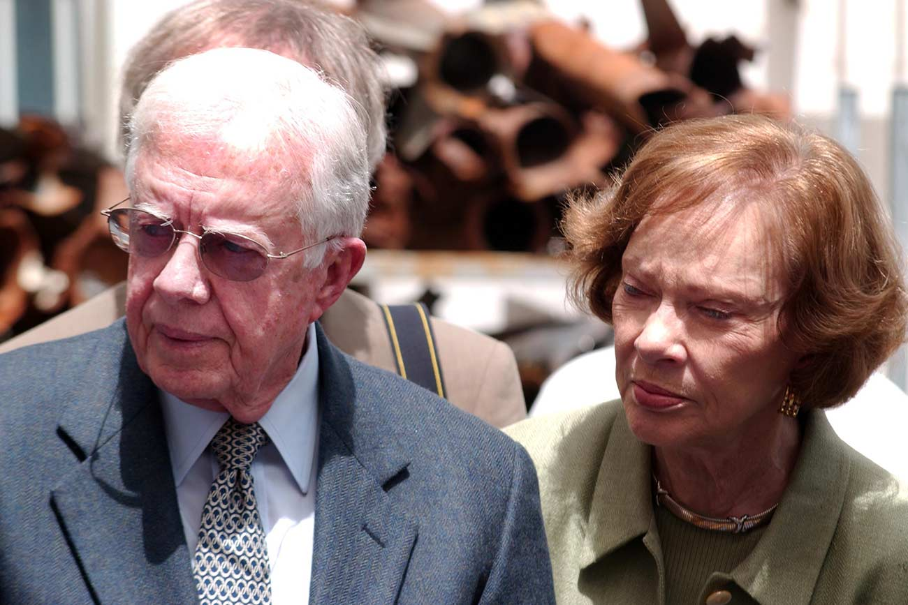 Jimmy Carter Collapse from Dehydration