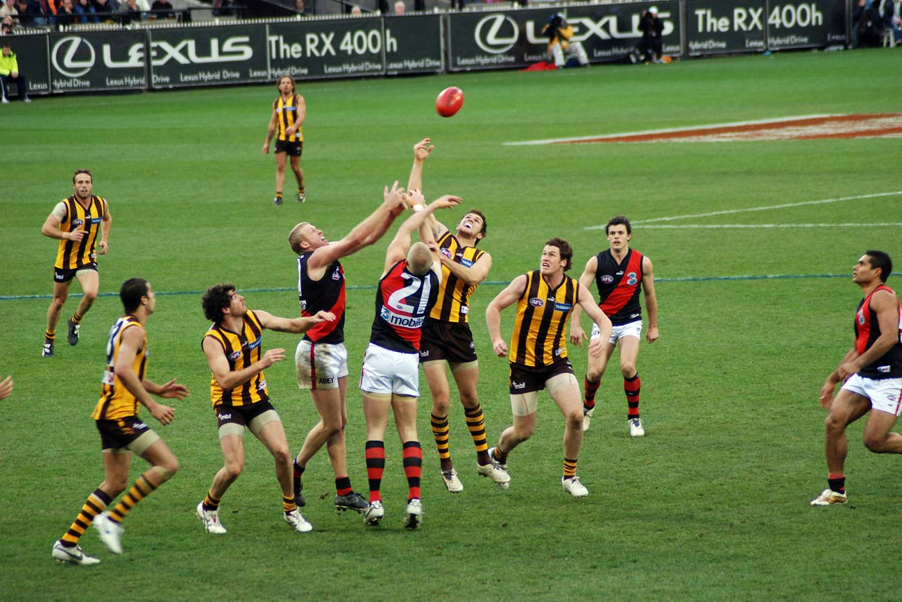 Australian Football League - AFL Players
