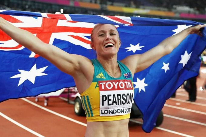 Olympian Sally Pearson Performance Tips