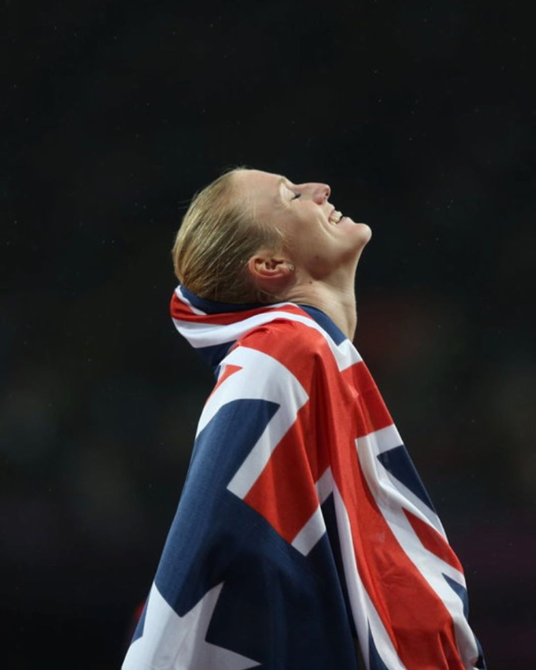 Sally Pearson Olympic Performance