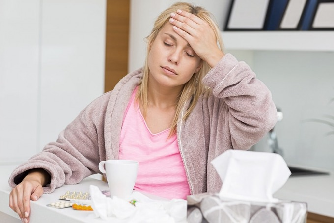 Dehydration Flu Treatment and Prevention