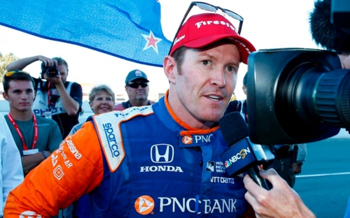 Scott Dixon Hydration