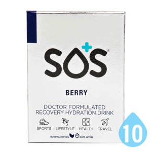 Buy SOS Hydration Berry 10 Pack Australia